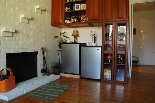 All you wanted to know about kegerators multipurpose use for Home bar with kegerator space
